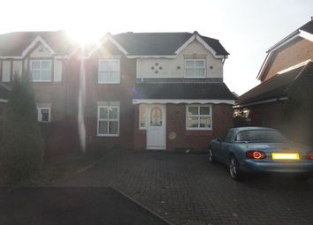 Thumbnail 5 bed detached house for sale in Manorfields, Benton, Newcastle Upon Tyne