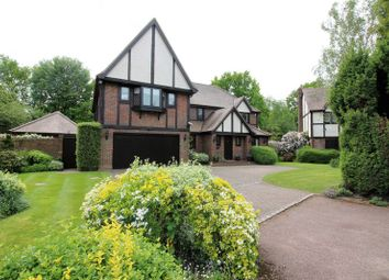 Thumbnail 4 bed detached house for sale in Carrington Close, Arkley
