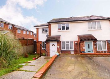 Thumbnail 4 bed end terrace house for sale in Heron Close, St. Leonards-On-Sea, East Sussex