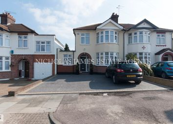 Thumbnail 3 bed semi-detached house for sale in Hardy Way, Enfield