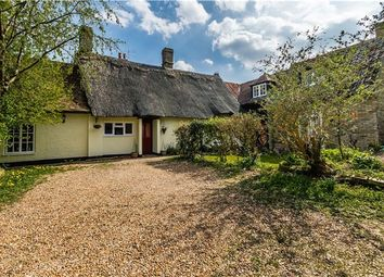 Thumbnail 5 bed cottage for sale in Pierce Lane, Fulbourn, Cambridge