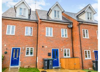 Thumbnail 3 bed town house for sale in Oak Mews, Rushden