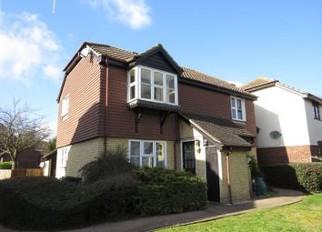 Thumbnail 2 bedroom flat for sale in Abbots Court, Laindon, Basildon