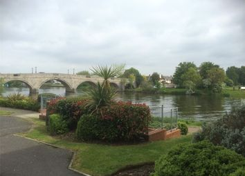 Thumbnail 2 bed flat to rent in Bridge House, Bridge Wharf, Chertsey, Surrey