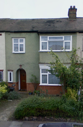 Thumbnail 1 bed flat to rent in Burnham Road, Dagenham