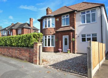 Thumbnail 5 bed detached house for sale in Greenhill Road, Carlton, Nottingham