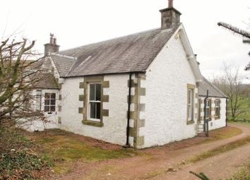 Thumbnail 4 bed cottage for sale in Rachan Slack, Broughton, Biggar