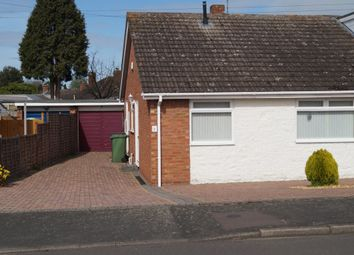 Thumbnail 2 bed semi-detached bungalow for sale in The Spinney, Worcester