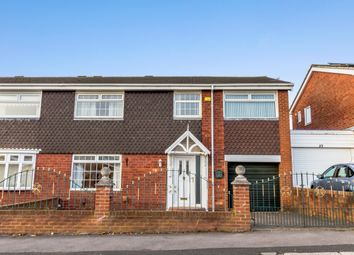Thumbnail 3 bed semi-detached house for sale in Gayhurst Crescent, Sunderland, Tyne And Wear