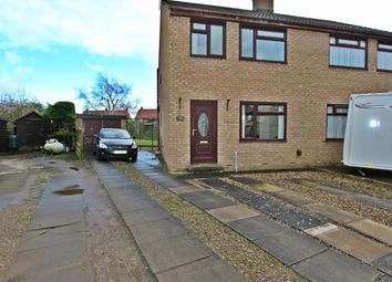 Thumbnail 3 bed semi-detached house for sale in Long Meadows, Rillington, Malton