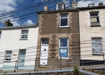 Thumbnail 2 bed terraced house to rent in Mill Street, Torrington, Devon