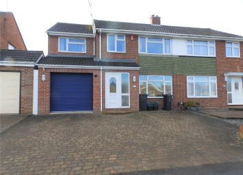 Thumbnail 5 bedroom semi-detached house for sale in Thames Avenue, Greenmeadow, Swindon, Wiltshire