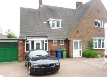 Thumbnail 5 bedroom detached house to rent in 2 Crab Lane, Stafford