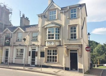 Thumbnail Pub/bar for sale in Ogwen Terrace, High Street, Bethesda, Bangor