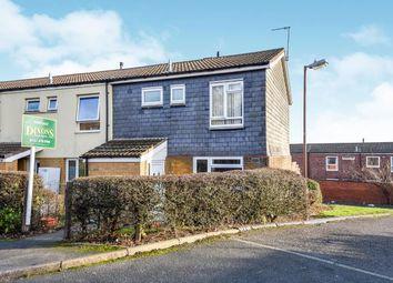 Thumbnail 3 bed end terrace house for sale in Lysander Road, Rubery, Rednal, Birmingham