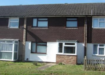 Thumbnail 3 bed terraced house for sale in Leaveland Close, Ashford, Kent, England