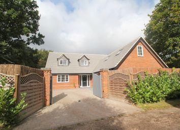 Thumbnail 5 bedroom detached house for sale in Kingsland Lane, Leavenheath, Colchester