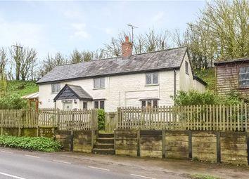 Thumbnail 3 bed detached house for sale in Four Ashes, Stoke Abbott, Beaminster, Dorset