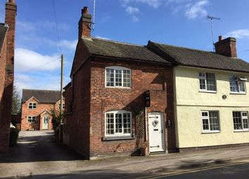 Thumbnail 2 bed cottage to rent in Burnside - Smithy Cottage, Rolleston On Dove, Burton Upon Trent, Staffordshire