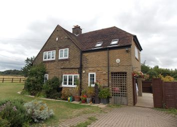 Thumbnail 4 bed cottage to rent in Hart, Harvel Street, Meopham, Gravesend