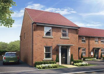 "Thumbnail 3 bed detached house for sale in ""Ashurst"" at Hanzard Drive, Wynyard Business Park, Wynyard, Billingham"