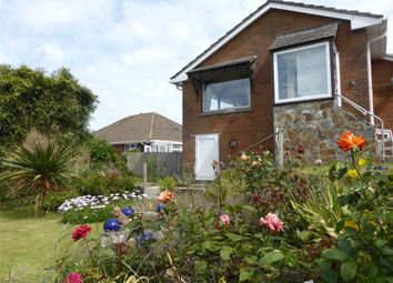 Thumbnail 2 bedroom detached bungalow for sale in Marlborough Road, Ilfracombe