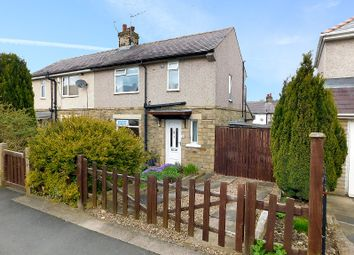 Thumbnail 2 bed semi-detached house for sale in Dallam Avenue, Shipley