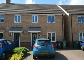 Thumbnail 3 bed semi-detached house for sale in Starling Street, Costessey, Norwich