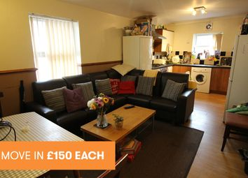Thumbnail 6 bedroom flat to rent in Woodville Road, Cathays, Cardiff