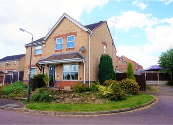 Thumbnail 3 bedroom semi-detached house for sale in Bluebell Close, Mansfield