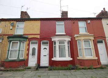 Thumbnail 3 bed terraced house for sale in Strathcona Road, Wavertree, Liverpool