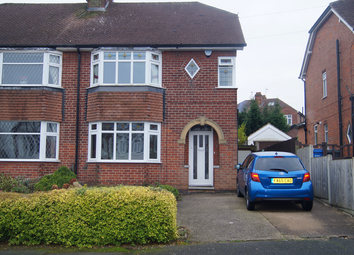 Thumbnail 3 bed semi-detached house to rent in Elms Avenue, Littleover Derby