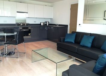 Thumbnail 2 bed flat to rent in West Plaza, Stanwell, Staines-Upon-Thames