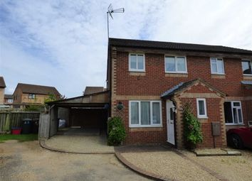 Thumbnail 3 bed semi-detached house for sale in Sycamore Avenue, Woodford Halse, Northamptonshire