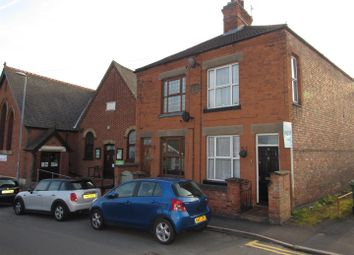 Thumbnail 2 bedroom cottage for sale in Cross Street, Enderby, Leicester