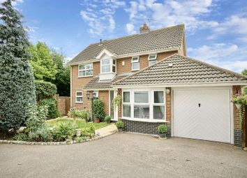 Thumbnail 4 bed detached house for sale in Brookfield Way, Bury, Ramsey, Huntingdon