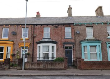 Thumbnail 3 bed terraced house for sale in Waver Terrace, Abbeytown, Wigton