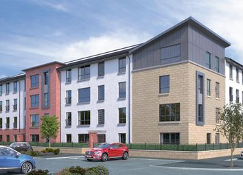 "Thumbnail 2 bedroom flat for sale in ""The Lawrie A 1st Floor"" at Inchgarvie Loan, Glasgow"