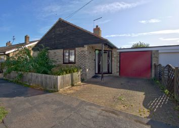 Thumbnail 2 bed detached bungalow for sale in Orchard Way, Oakington, Cambridge