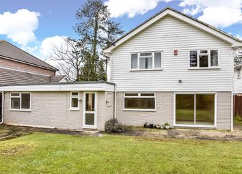 Thumbnail 4 bed detached house to rent in Eglise Road, Warlingham