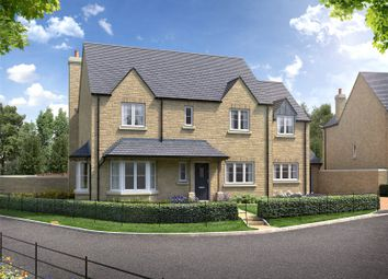 Thumbnail 5 bed detached house for sale in Plot 39, Deanfield Grange, Milton Road, Shipton-Under-Wychwood, Oxfordshire