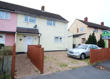 Thumbnail 4 bed semi-detached house for sale in Tukes Avenue, Gosport