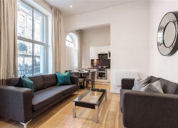 Thumbnail Property to rent in Nottingham Place, Marylebone, London