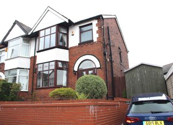 Thumbnail 3 bed semi-detached house for sale in Woodsley Road, Bolton
