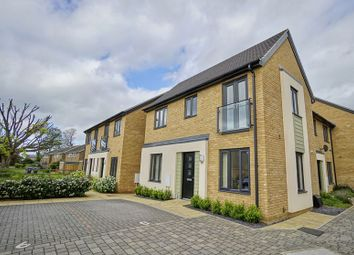 Thumbnail 2 bedroom end terrace house for sale in Dandby Close, Little Paxton, St. Neots