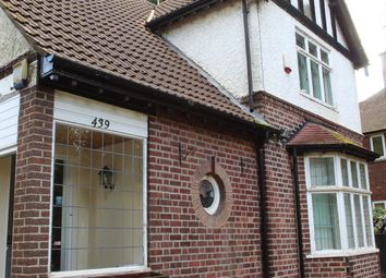 Thumbnail 7 bed semi-detached house to rent in Derby Road, Nottingham