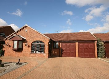 Thumbnail 3 bed detached bungalow for sale in Woodpecker Way, East Hunsbury, Northampton