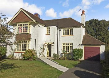 Thumbnail 4 bed detached house for sale in Castle Road, Hythe, Kent