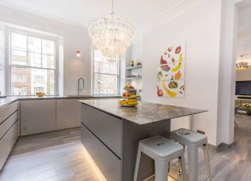 Thumbnail 3 bed flat for sale in Brown Street, Marylebone