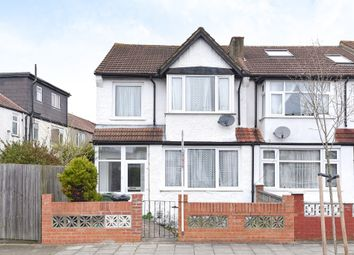 Thumbnail 3 bed end terrace house for sale in Canmore Gardens, London